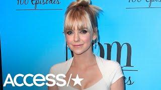 Anna Faris shared her joy over her ex, Chris Pratt, getting engaged...