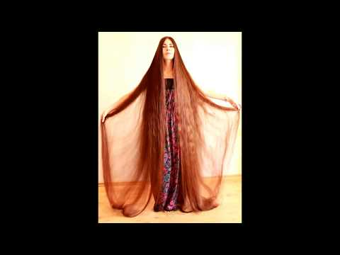 Real Rapunzel - THE LONGEST HAIR OF YOUTUBE
