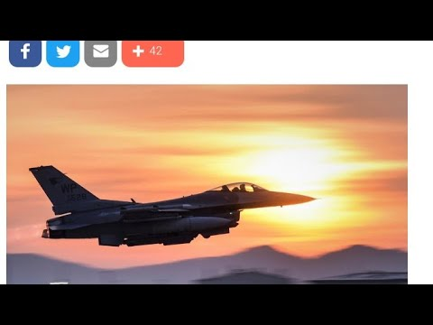 Philippines Gets Apporval For F 16 Falcon Fighter Jets With Help From The U.S - By Eric Pangilinan