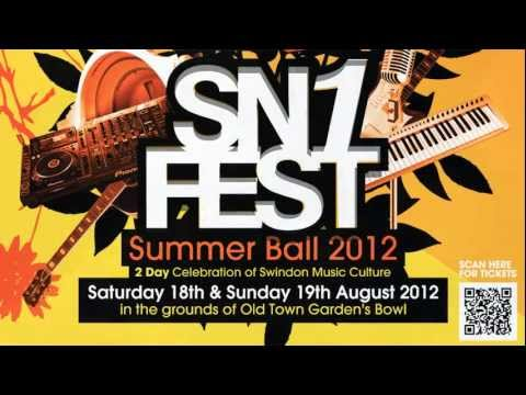 SN1 FEST SUMMER BALL AUG 18th & 19th Eats Everything, Danny Byrd + More