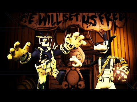 [BENDY SFM] BENDY CHAPTER 4 Boris Sammy Alice INK GAUNTLET ANIMATION COMPILATION SEASON 3