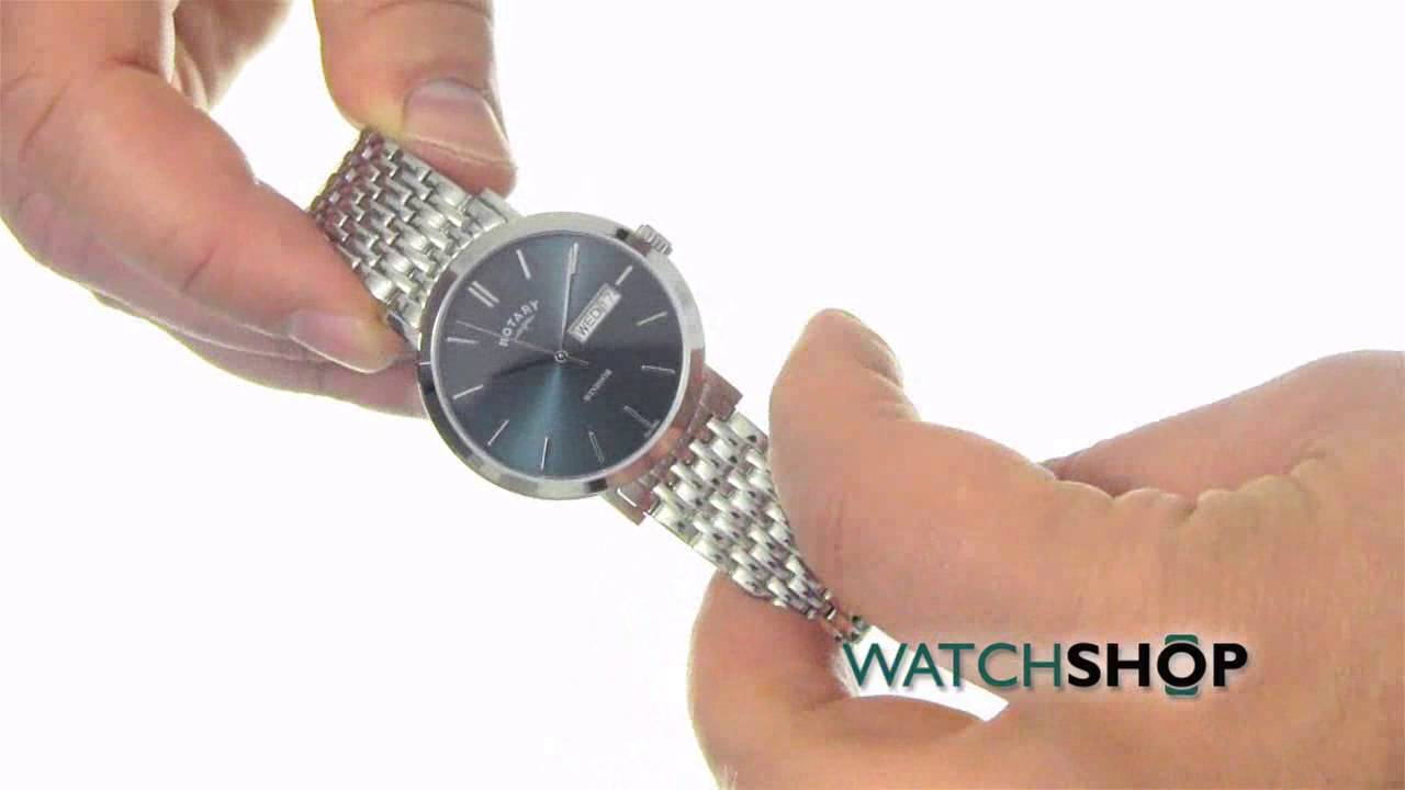 001b3548a9e7 Rotary Men s Windsor Watch (GB05300 05) - YouTube