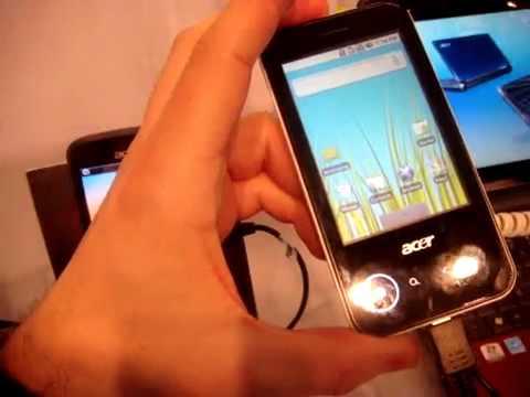 Acer BeTouch E110 & E400 WMC2010 CellulareMagazine