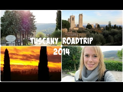 Travel Video: San Gimignano, Siena, Volterra and more (14.-17.11. 2014)