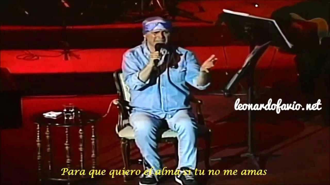 leonardo-favio-ojos-azules-subtitulada-hd-ronald-huamani