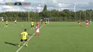 Youssoufa moukoko vs Arsenal