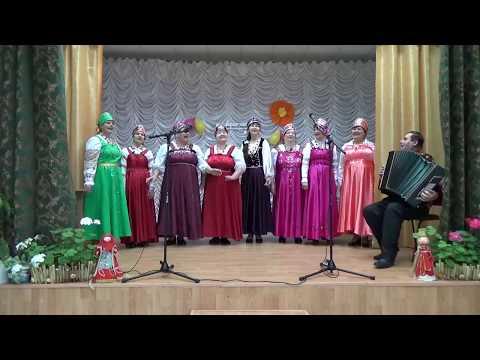 Русские частушки под гармошку слушать бесплатно онлайн