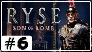 Ryse Son of Rome - XBOX ONE - PAX ROMANA Parte 6 [ Detonado PT BR ]