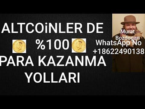 Altcoinler De %100 Para Kazanma Yolları.#bitcoin  #Altcoin   Genel Analiz
