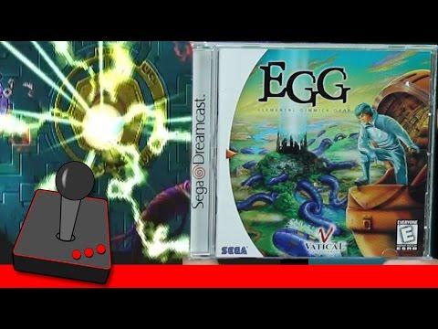 E.G.G - Elemental Gimmick Gear Dreamcast Review - H4G