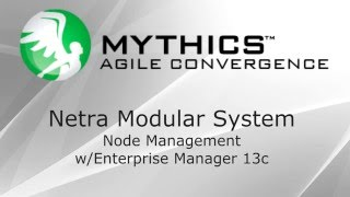 Oracle NETRA Modular System (NMS) - Using OEM13c for NODE Management