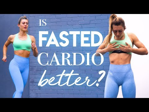 Is FASTED CARDIO BETTER for FAT LOSS? Science Explained