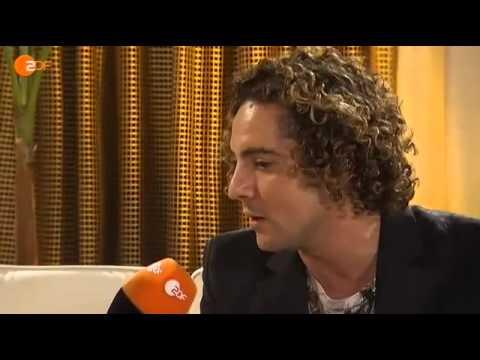 David Bisbal - Interview In English ( 2013 )