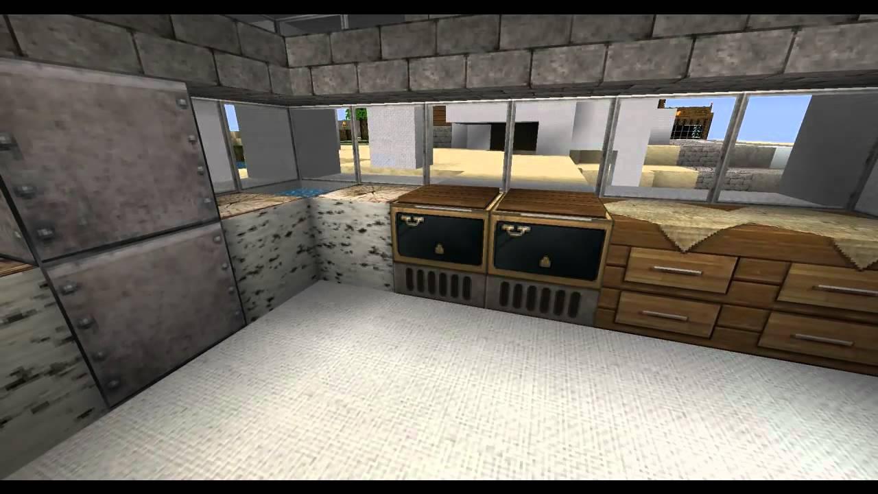 Minecraft inneneinrichtung haus 3 youtube - Minecraft inneneinrichtung ...