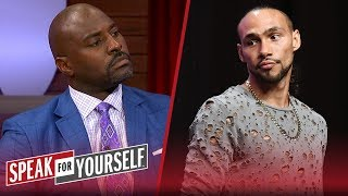 Keith Thurman should've bought more 'animus' against Pacquiao - Wiley | SPEAK FOR YOURSELF