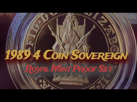 The 500th Anniversary of the Sovereign - 4 Coin Gold Proof Set