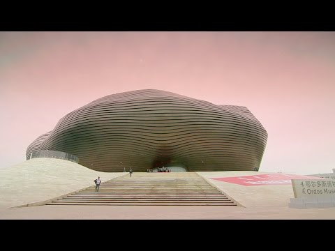 Kangbashi - China's Ghost City For The Rich - China On Four Wheels - BBC