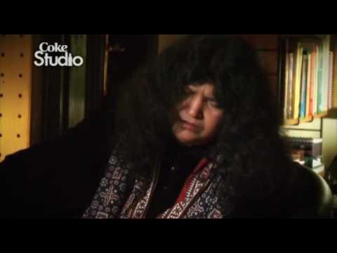 Nigah-e-Darwaishaan, Abida Parveen - BTS, Coke Studio Pakistan, Season 3