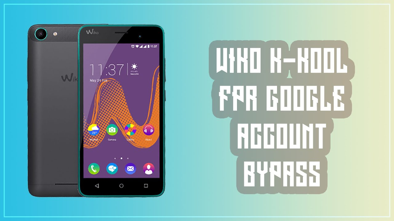 Wiko K-Kool FRP Google Account Bypass, Easy way no Computer needed