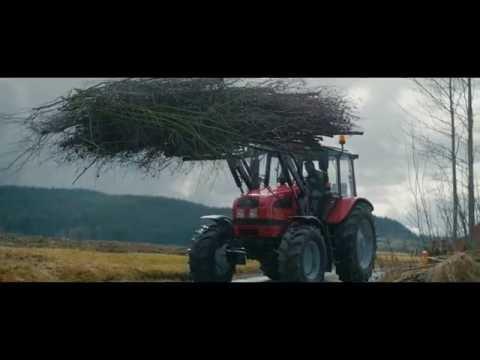 Traktor Belarus  Deutsche Version mit Bodo Henkel