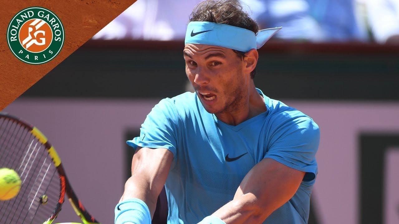 Rafael Nadal vs Juan Martin Del Potro - Preview Semi-Final I Roland-Garros 2018