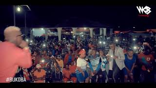 Harmonize live Performance in (BUKOBA) Part 1