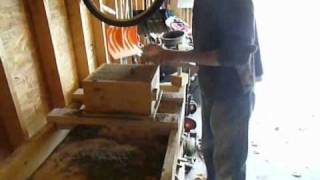 Casting The Swivel Base and Apron for my Gingery Lathe