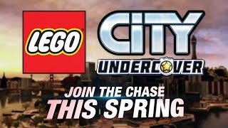 LEGO CITY: Undercover - Two Player Co-Op Confirmed!