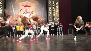 Aura Dance Trencin, hip hop duo juniors 2018