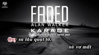 [Karaoke] Faded - Alan Walker (Phiên âm việt) sub