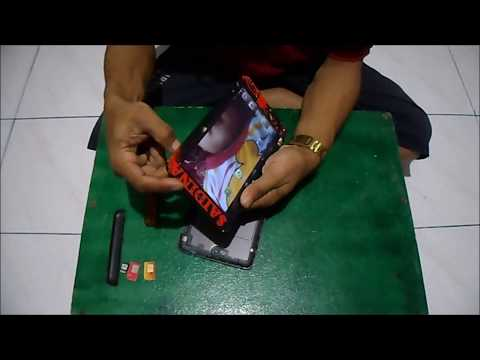 Tutorial buka Casing Tablet Advan T1J+