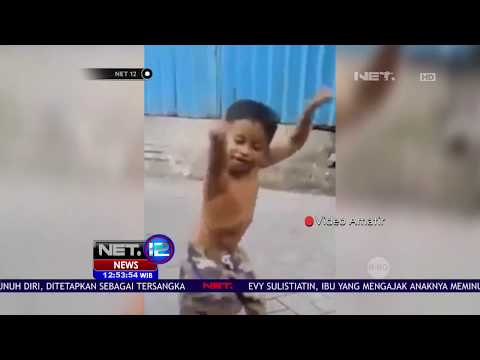 Viral Hyoyeon Yang Posting Video Anak Joget Dengan Lagu Batak - NET12