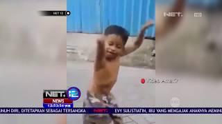 Download Viral Hyoyeon yang Posting Video Anak Joget dengan Lagu Batak - NET12