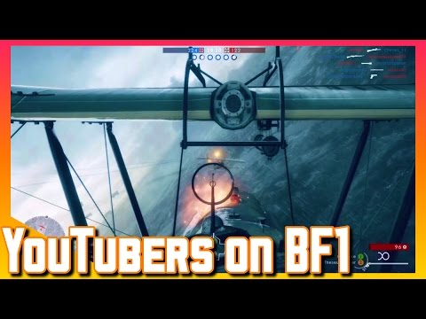 Battlefield 1 Multiplayer With Rosebud & Domislive | Highlights | BF1 Gameplay (PS4)