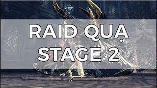 Skybreak Spire Raid - Tháp Bóng Tối - Hướng dẫn stage 2 : Bak Taisun