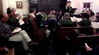 Granville, 547 with the UC Berkeley Sacred Harp Group