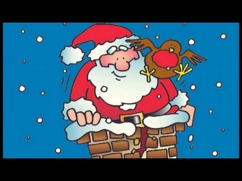 When Santa Got Stuck Up the Chimney-Kidzone