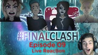 Manu dreht durch & Viele Verletzte & WTF !!! - Finalclash Episode 09 Live Reaction
