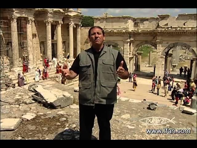 17- رحلة بولس الأولى