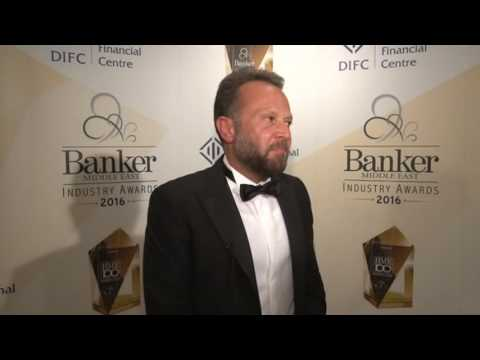 Chaouki Daher, General Manager, Head of Private Banking, IBQ: BME Industry Awards 2016