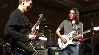 Hiroyuki Aoki of ASK plays The Animal with Steve Vai and his band at Vai Academy 4