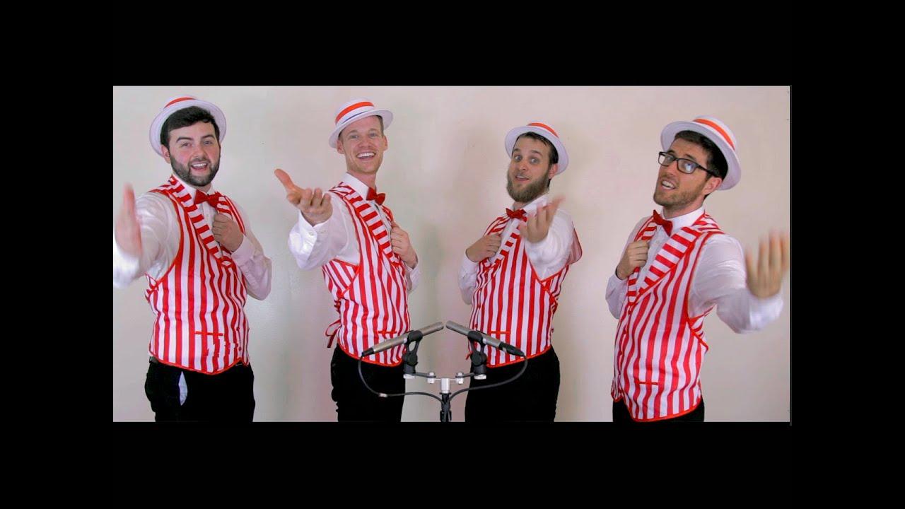 The Cliteracy Barbershop Quartet
