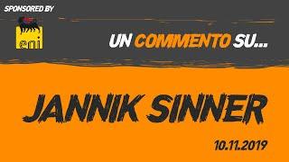 Scheda Tecnica Di Jannik Sinner - Adriano Panatta Tennis Channel