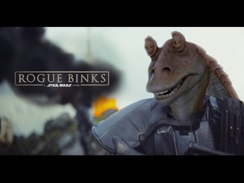'Rogue One: A Star Wars Story' Gets The Jar Jar Binks Version Absolutely No One Asked For