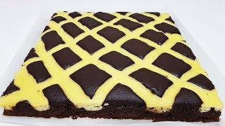 Şahane Yorgan Kek Tarifi - Böyle Kek Hiç Görmediniz - Ritmik Mutfak Tarifleri