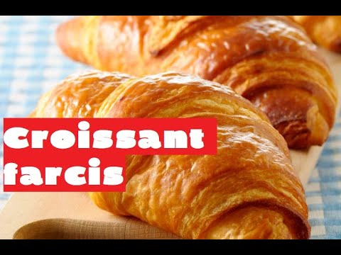 recette-:-croissants-farcis-au-bacon-et-béchamel