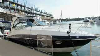 2012 Cruisers Yachts 350 Express Motor Yacht - Exterior Interior - 2012 Montreal In-Water Boat Show