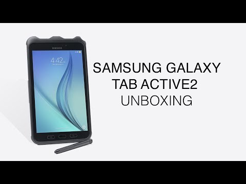 Samsung Galaxy Tab Active2 Unboxing by ProClip USA Mp3