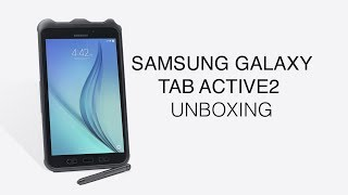 Samsung Galaxy Tab Active2 Unboxing by ProClip USA