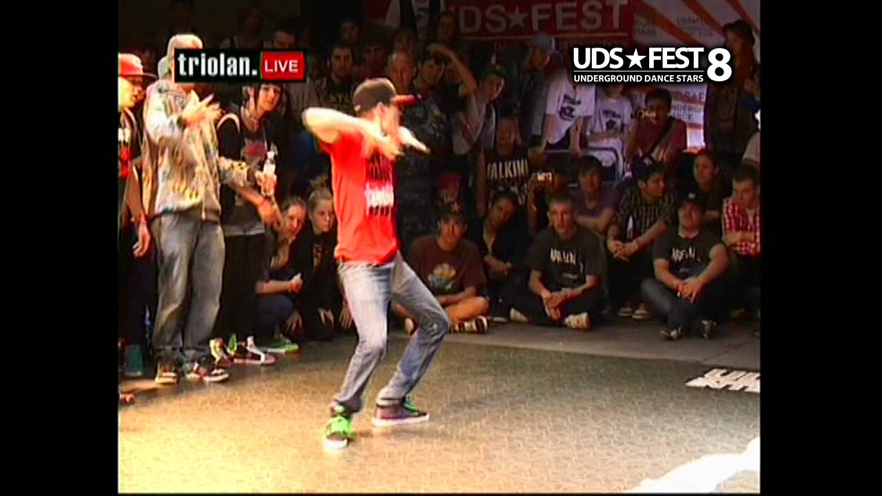UDS FESt 8(UKRAINE,KHARKOV ) . Final KRUMP 2x2 - UGLY FATE ...